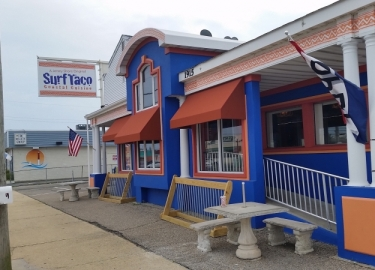 Surf Taco, Ship Bottom