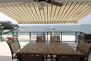 Patio and Deck Awnings Long Beach Island NJ